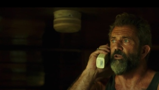 Mel Gibson Is A Tattooed Badass In The Trailer For 'Blood Father,' The Tattooed 'Taken'