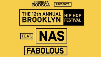 Nas, Fabolous & Talib Kweli Will Headline The 2016 Brooklyn Hip Hop Festival