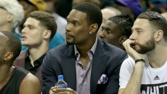 Chris Bosh Thinks His Window Is Still Open For A Return To The NBA