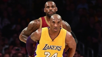 Kobe Bryant Shared A Completely Bizarre And Silly Defensive Strategy He Used As A Player