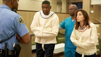 Review: 'Brooklyn Nine-Nine' ends its season with the hilarious 'Greg and Larry'