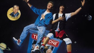 Alex Winter Has Provided A Status Report On 'Bill And Ted 3'