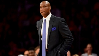 Byron Scott Reportedly Has A 'Major Chance' To Coach The Lakers Next Season