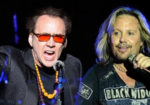 Nicolas Cage And Vince Neil Apparently Got Into A Drunken Brawl In Las Vegas
