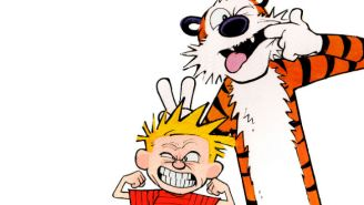 'Calvin And Hobbes' Star In The Best April Fools' Day Joke You'll See Today