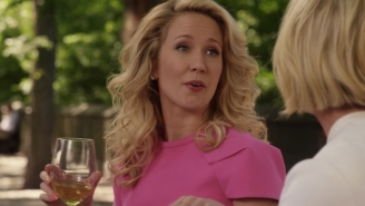 Get Acquainted With Anna Camp's Diabolical Deirdre Robespierre In This 'Kimmy Schmidt' Clip