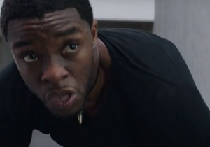 A New 'Captain America: Civil War' Clip Pits Black Panther Against Bucky