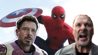 Tom Holland Talked About How 'Captain America: Civil War' Will Affect 'Spider-Man: Homecoming'