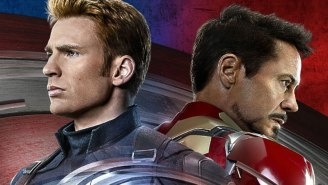 Cap, Falcon, & Wanda put on a show in this Captain America: Civil War clip