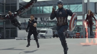 Review: The Captain America trilogy comes to an amazing close with 'Civil War'