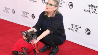 Carrie Fisher Hated A 'Star Wars' Line So Much It Inspired Her To Become A Writer