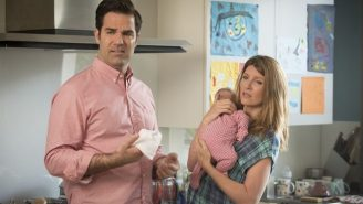 Review: 'Catastrophe' doubles down on the filthy and the sweet in season 2