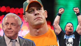 John Cena Opens Up About What WWE Legend He Wants In The Ring And Not Caring For The UFC