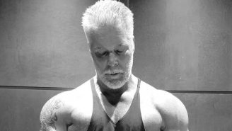 Kevin Nash States His Case For Being The Most Ripped WWE Legend