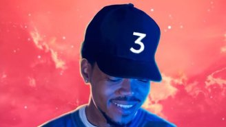 Chance The Rapper Announces 'Magnificent Coloring World Tour' Dates