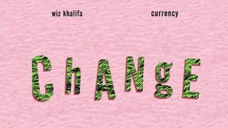 Wiz Khalifa ft. Currensy – Change