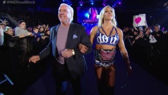 WWE's Charlotte Thanked Fans For Their Kind Words About Ric Flair