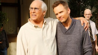 Today In Interesting Casting Decisions, Joel McHale Will Play A Young Chevy Chase In A Netflix Movie