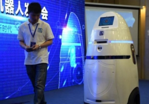 China Will Deploy Taser-Armed RoboCops To Protect The Streets