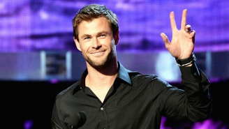 Chris Hemsworth May Join 'Men In Black' Alongside A Black Female Partner