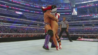Chris Jericho Says He Buried AJ Styles At WrestleMania, Will 'Bury Everyone'
