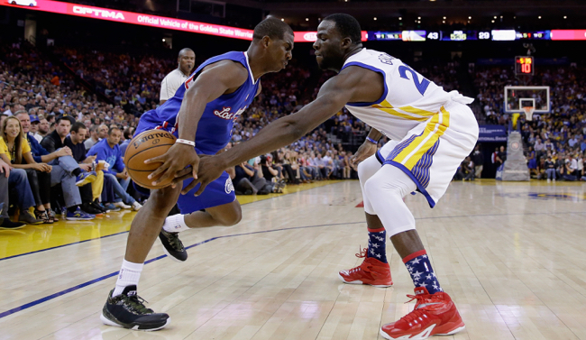 chris paul, draymond green