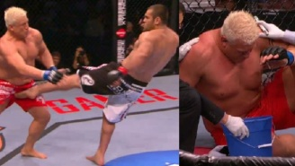 A Brutal And Painful History of Groin Shots in MMA