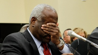 Did Clarence Thomas Actually Fall Asleep During Oral Arguments At The Supreme Court?