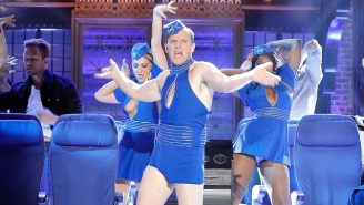 Clark Gregg Turns 'Toxic' For This Marvel-Approved Lip Sync Battle With Hayley Atwell