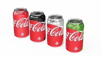Coca-Cola Proves Nothing Lasts Forever, Changes Color Of Diet Coke Can