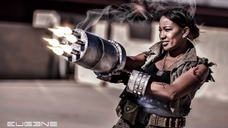 Light One Up For The Awesome Cosplay Of The Week