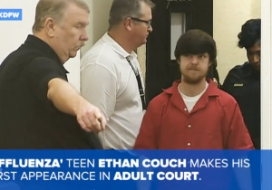 The 'Affluenza' Teen Ethan Couch Is Finally Heading To Adult Jail