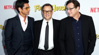 Dave Coulier Reveals A NSFW Prank He And Bob Saget Played On John Stamos