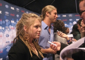 A reporter's snapshots from his 'American Idol' journey