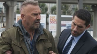 Exclusive Clip: Kevin Costner endures head games in 'Criminal'