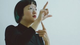 Meet Christine Sun Kim — The Sound Artist Who's Changing The Way We Listen