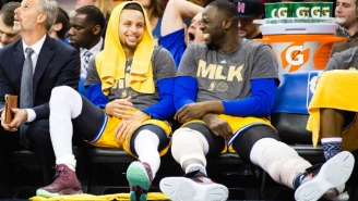 The Warriors Should Rest Their Starters During The Playoffs To Save Them For Next Season