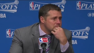 Dave Joerger's Emotional Press Conference Will Make Any NBA Fan Mourn The Grizzlies' Playoff Exit