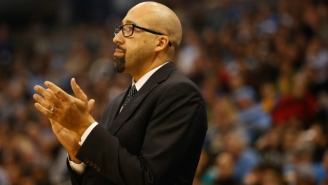 A Memphis Newspaper Welcomed New Coach David Fizdale By Confusing Him With Juwan Howard