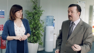 Netflix Snapped Up Ricky Gervais' Solo Movie About His Character From 'The Office'