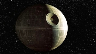 That's No Moon, But It Is A Floating Bluetooth Death Star Speaker