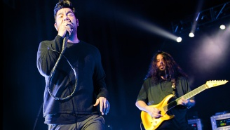 Here Is The Footage From Chino Moreno Of Deftones Performing In An Icelandic Volcano