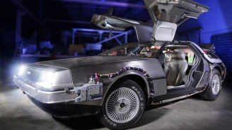 Why the 'Back to the Future' DeLorean didn't end up in the Smithsonian