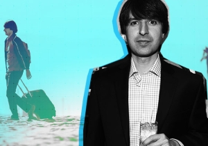 Demetri Martin Talks About His Directorial Debut 'Dean,' Self-Loathing In Comedy, And Loving New York