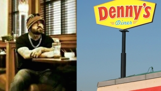 This Generous Soul Provided A Heartwarming Act Of Charity At A Utah Denny's