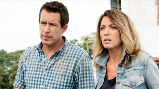 Jason Jones And Samantha Bee's 'The Detour' Wins With Calamity, Adult Humor, And Heart