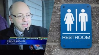 This Angry Dad Dropped The Best Response To Anti-LGBTQ Bathroom Laws