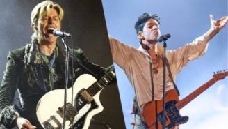 Portland's Annual 'Bowie Vs. Prince' Bike Ride Is Ending This Summer