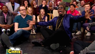 Zach Galifianakis Got Into A Fight With Puff Daddy On 'The Chris Gethard Show'