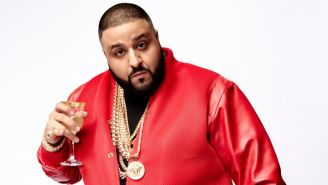 DJ Khaled Is Taking Over The 2016 VMA Pre-Show As Host, So Bless Up